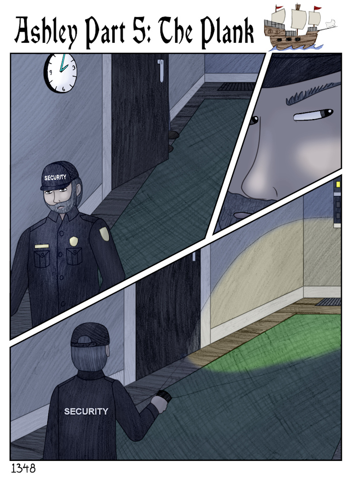 Ashley Part 5: The Plank